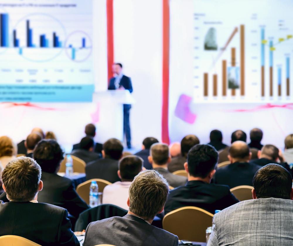 interesting presentation