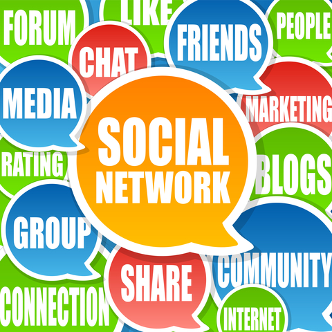 the incresed use of social networking